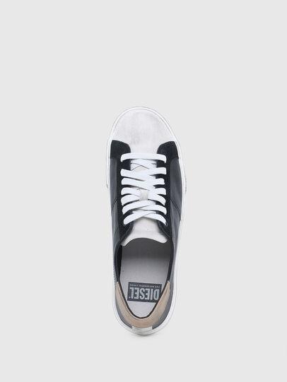 Diesel - S-MYDORI LC, Negro/Beige - Sneakers - Image 4