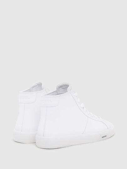Diesel - S-MYDORI MC W, Blanco - Sneakers - Image 3