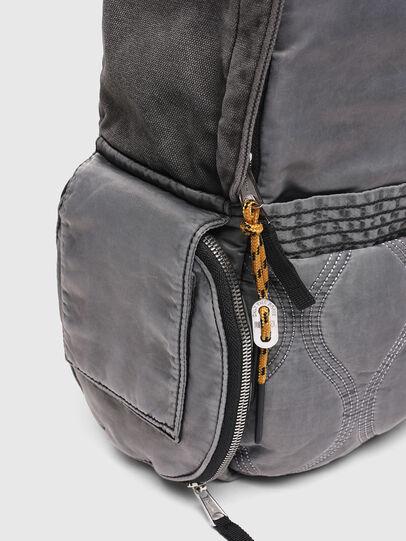 Diesel - HARI, Dark Grey - Backpacks - Image 5