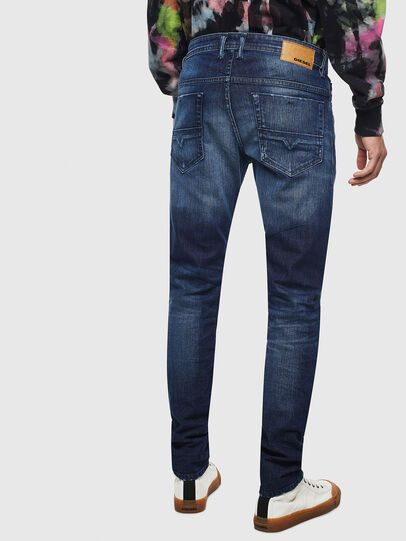 Diesel - Thommer 0095R, Medium Blue - Jeans - Image 2