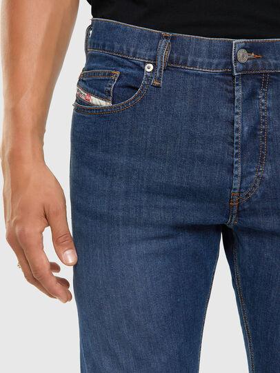 Diesel - D-Luster 009DG, Medium Blue - Jeans - Image 3