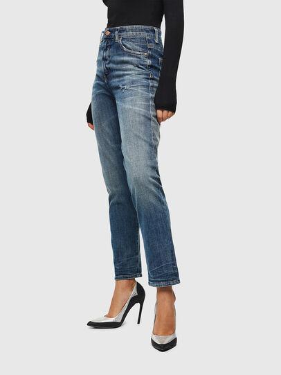 Diesel - D-Eiselle 0890Y, Medium Blue - Jeans - Image 5
