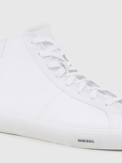 Diesel - S-MYDORI MC, Blanco - Sneakers - Image 4