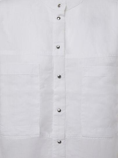 Diesel - C-SUPER-E, Blanco - Camisas - Image 5