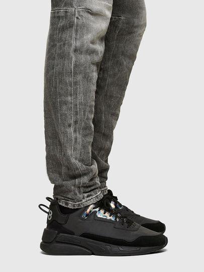 Diesel - D-Strukt Slim Jeans 009MY, Light Grey - Jeans - Image 4