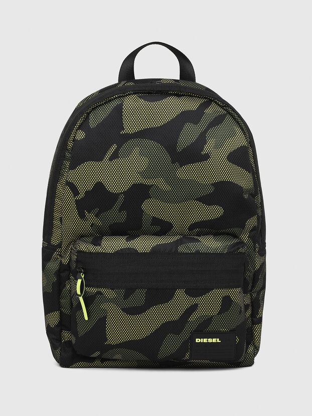 MIRANO, Green Camouflage - Backpacks