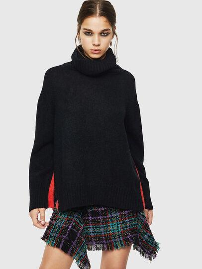 Diesel - M-PERSIA, Black - Sweaters - Image 1