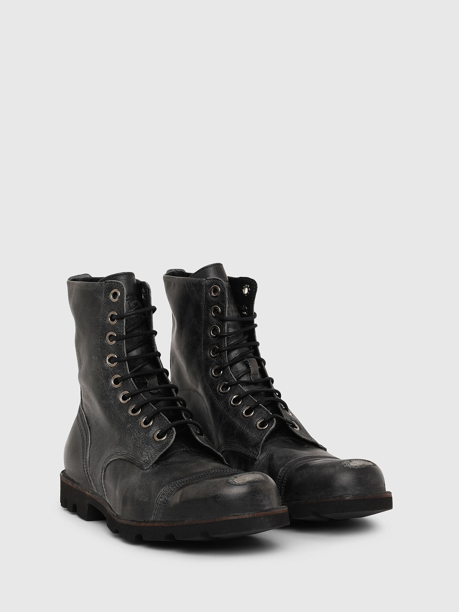 HARDKOR Men: Boots in sturdy treated
