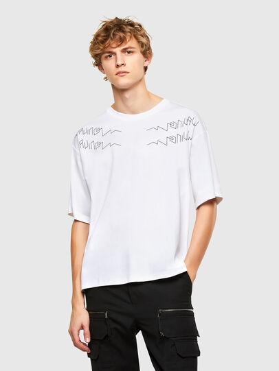 Diesel - T-AFNIO, White - T-Shirts - Image 1