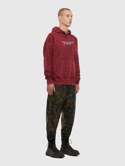 Diesel - P-TRIBE, Military Green - Pants - Image 5