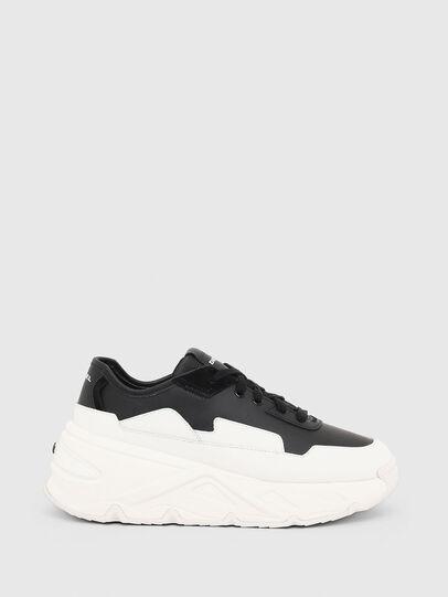 Diesel - S-HERBY LC, White/Black - Sneakers - Image 1
