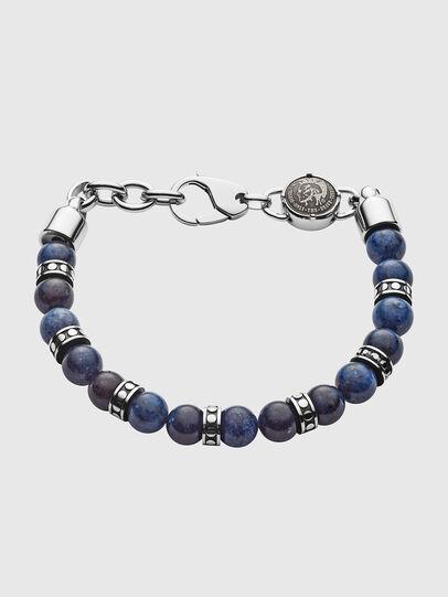 Diesel - DX1165, Blue - Bracelets - Image 1