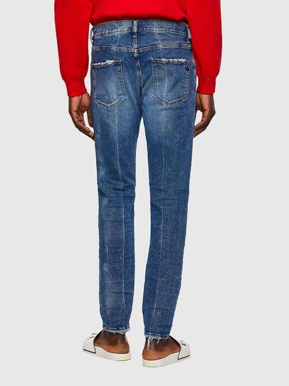 Diesel - D-Strukt Slim Jeans 09A26, Medium Blue - Jeans - Image 2