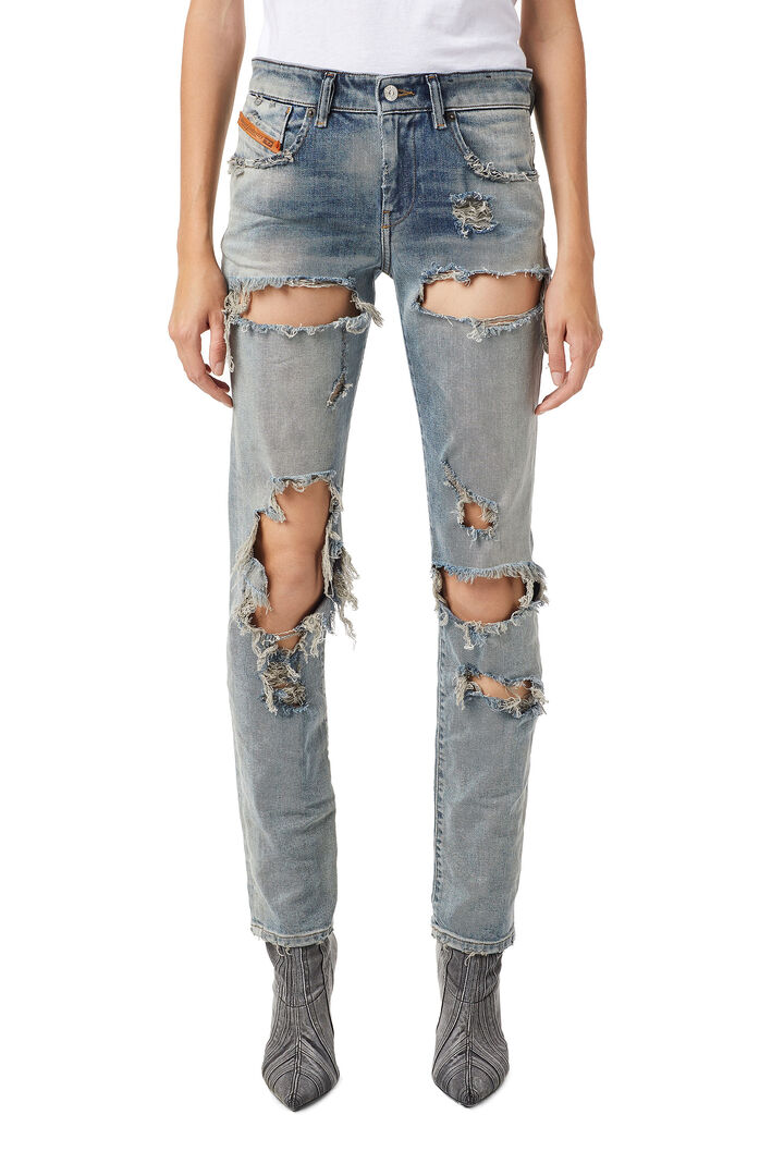 D-Lyla Slim Jeans 09B40,