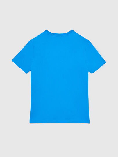 Diesel - UMLT-JAKE, Azure - T-Shirts - Image 2