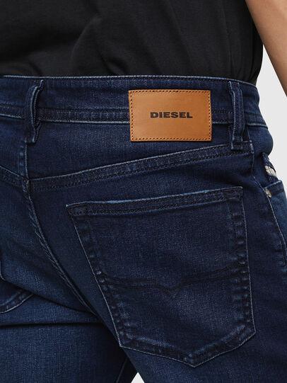 Diesel - Buster C870F, Dark Blue - Jeans - Image 4