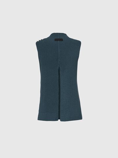 Diesel - M-ESSIE, Water Green - Sweaters - Image 2