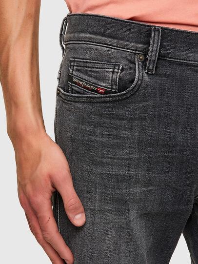 Diesel - D-Amny Skinny Jeans 09A18, Black/Dark Grey - Jeans - Image 4