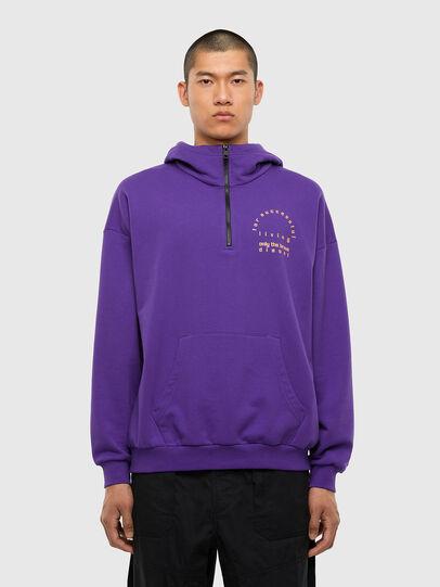 Diesel - S-UMMERZI, Violet - Sweatshirts - Image 1