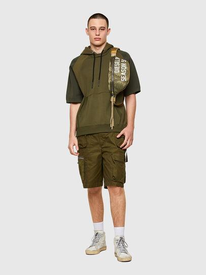 Diesel - K-MILKY, Military Green - Sweaters - Image 5