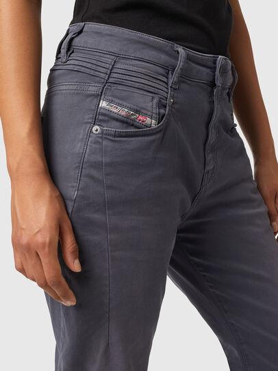Diesel - Fayza JoggJeans® Z670M, Gris oscuro - Vaqueros - Image 3