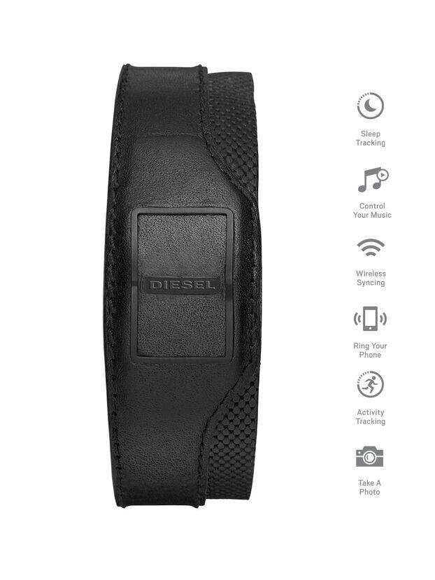 DA1201, Black - Bracelets