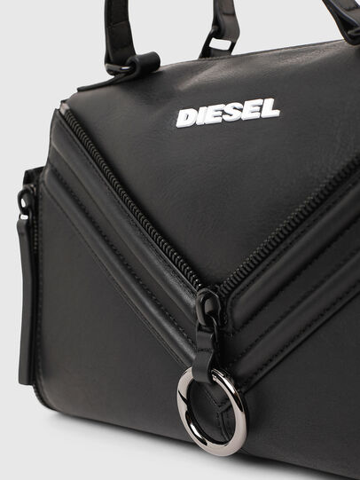 Diesel - LE-ZIPPER SATCHEL,  - Satchels and Handbags - Image 5