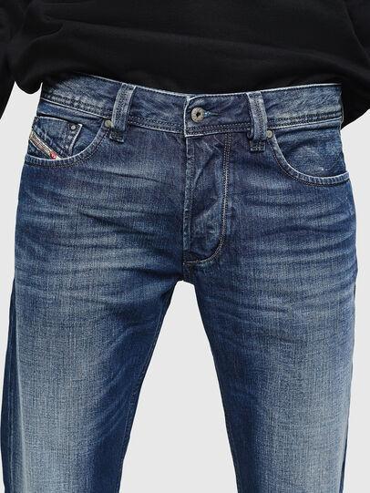 Diesel - Larkee 008XR, Dark Blue - Jeans - Image 3