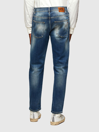 Diesel - D-Fining Tapered Jeans 009RS, Dark Blue - Jeans - Image 2