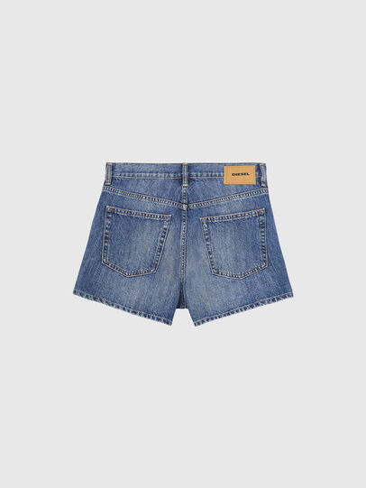 Diesel - D-BOY-SHORT, Medium Blue - Shorts - Image 2