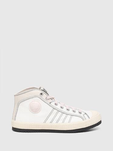 Men's High-top sneakers in canvas