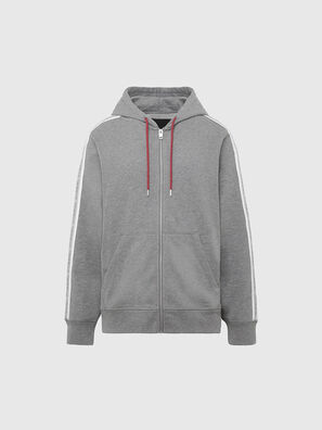 UMLT-BRANDON-Z, Light Grey - Sweatshirts