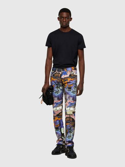 Diesel - D-Kras Slim Jeans 009VB, Multicolor - Jeans - Image 6