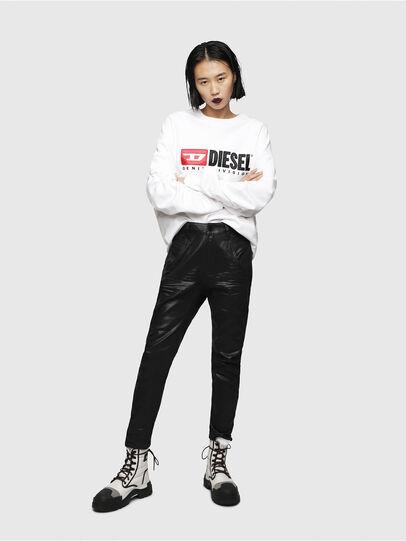 Diesel - Fayza JoggJeans 069DU, Black/Dark Grey - Jeans - Image 3