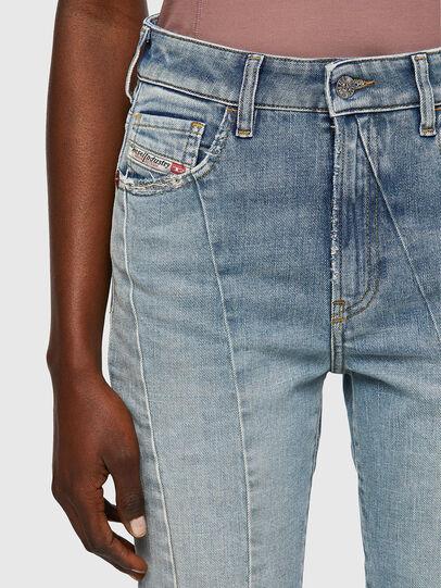Diesel - D-Joy Slim Jeans 09A65, Light Blue - Jeans - Image 3