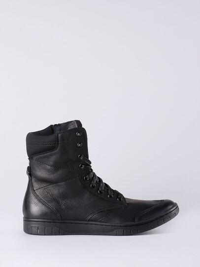 Diesel - S-BOULEVARD, Black - Boots - Image 1