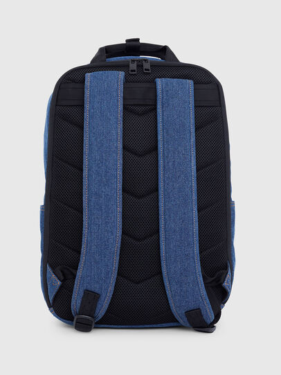 Diesel - GINKGO FP, Blue Jeans - Backpacks - Image 2