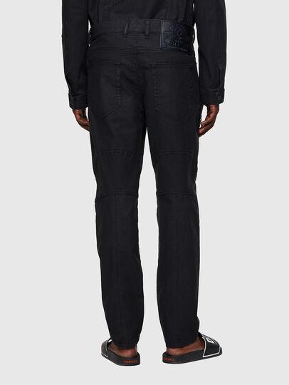 Diesel - D-VIDER Carrot JoggJeans® 0DDAX, Black/Dark Grey - Jeans - Image 2