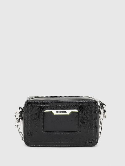 Diesel - ROSA' PCHAIN, Black - Crossbody Bags - Image 2
