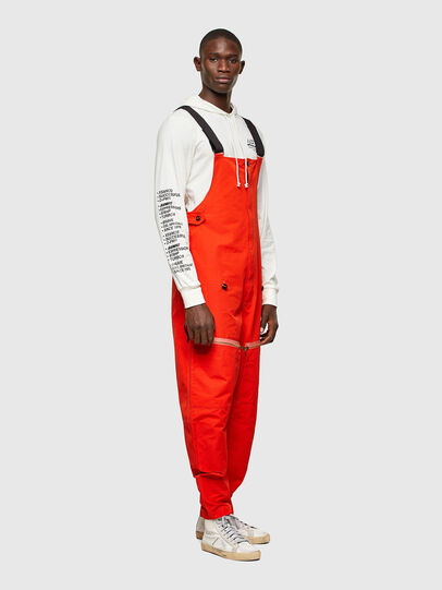 Diesel - P-JUMP, Orange - Jumpsuits - Image 7