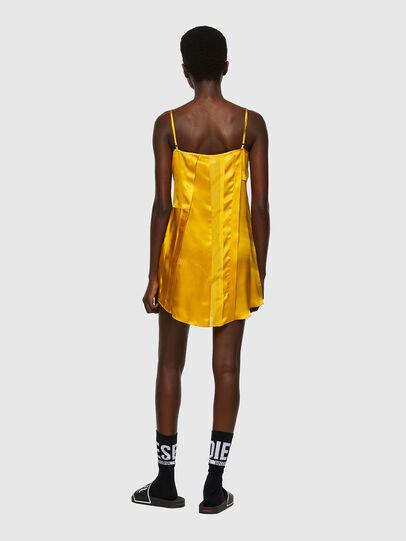 Diesel - D-BIANCA, Yellow - Dresses - Image 2