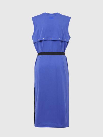 Diesel - D-FAIRY, Blue - Dresses - Image 2