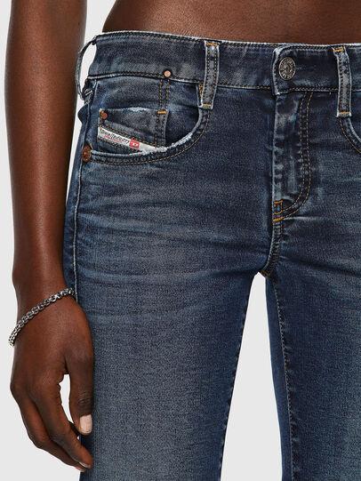 Diesel - D-Ollies Slim JoggJeans® 069WY, Dark Blue - Jeans - Image 4