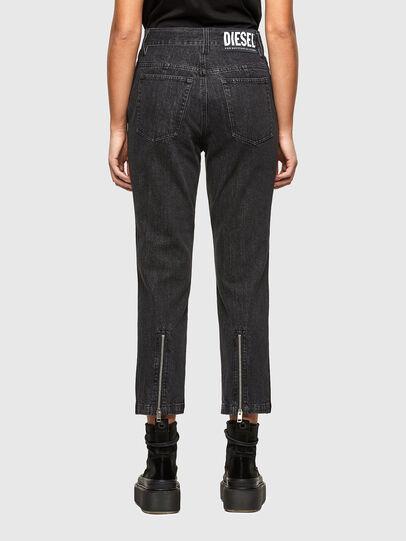 Diesel - P-BRADLEY, Black - Pants - Image 2
