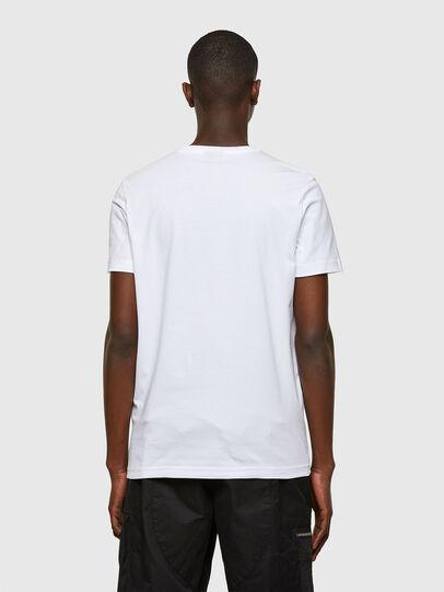 Diesel - T-DIEGOS-SMALLOGO,  - Camisetas - Image 2
