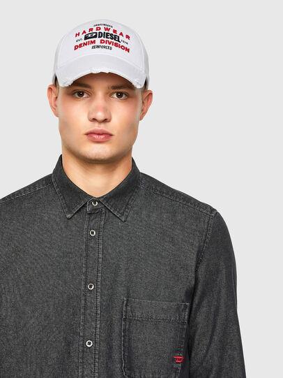 Diesel - D-BILLY, Negro - Camisas de Denim - Image 3