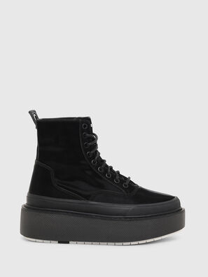 H-SCIROCCO AB, Black - Sneakers