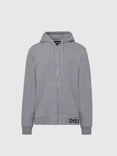 Diesel - S-ELECTRUM, Grey - Sweatshirts - Image 1