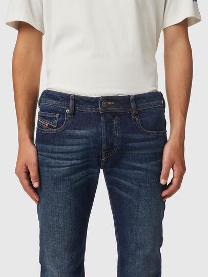Diesel - Zatiny Bootcut Jeans 009HN, Dark Blue - Jeans - Image 3