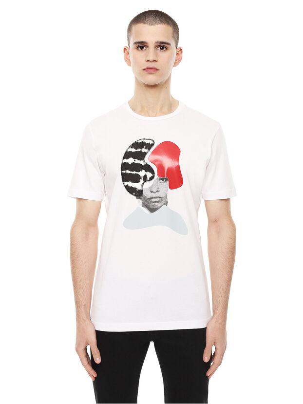 TY-ARPDAVIS, White - T-Shirts